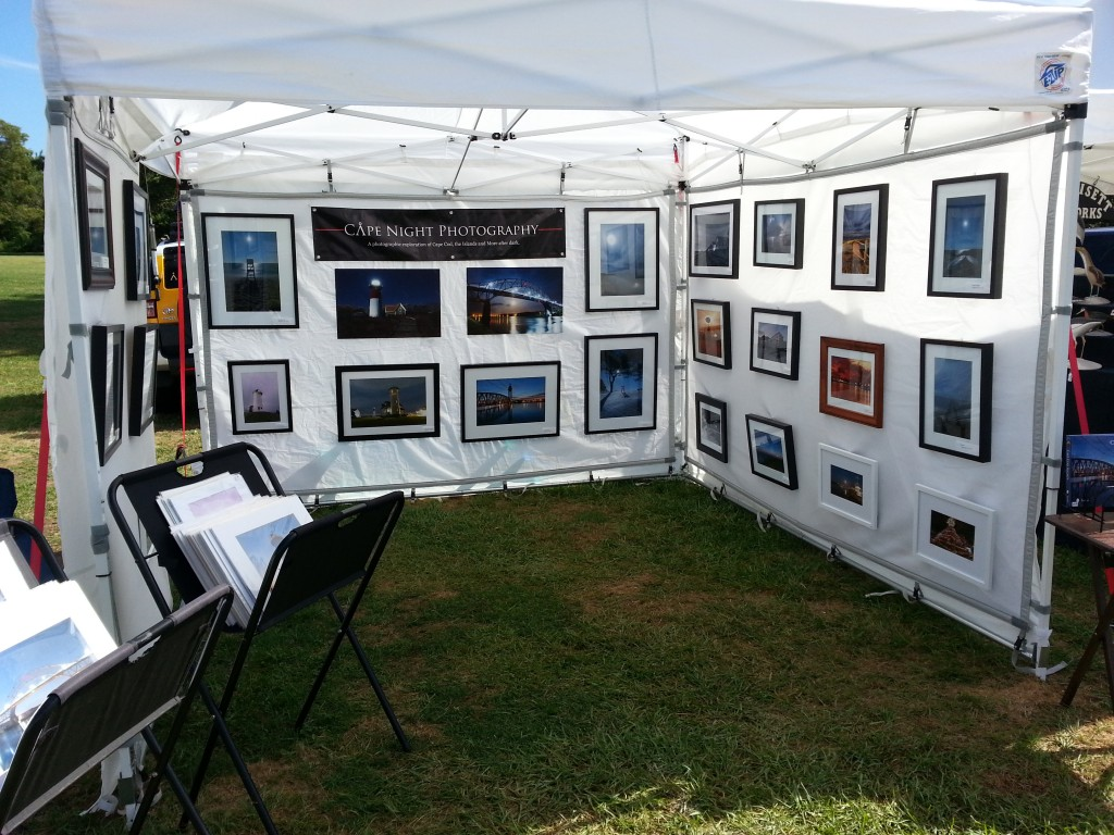 Lots of photographs ready for new homes back in 2013.